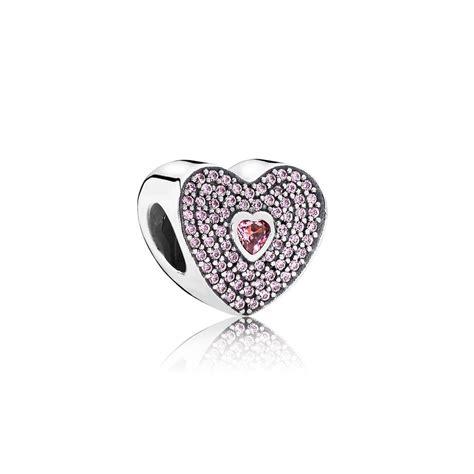 Pandora Charm P 670 pandora pink sweetheart charm 791555czs greed jewellery