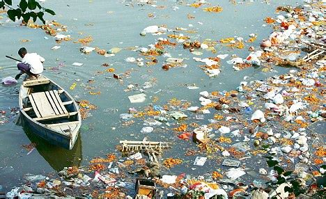 Apex Bench - supreme court told river yamuna resembles a drain daily mail online