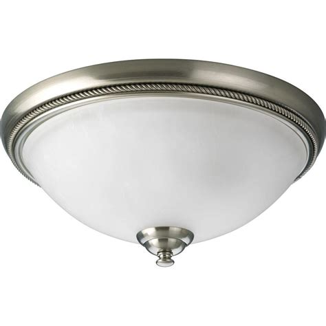 progress lighting pavilion collection 2 light brushed