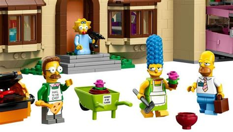 buy lego simpsons house lego 71006 the simpsons house close up