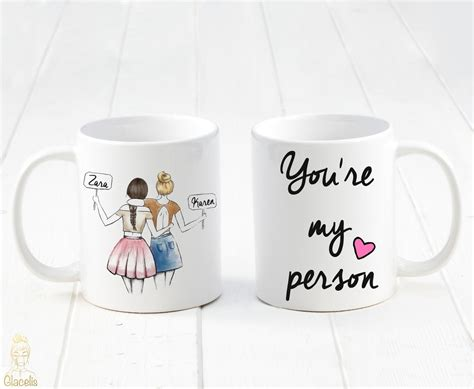 gifts for gift ideas for unique friendship gift mug