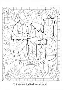 antoni gaudi colouring book 3791372033 welcome to dover publicationscreative haven cityscapes a coloring book with a hidden picture