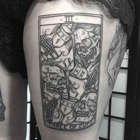 tarot tattoo designs stories in tattoos by lozzy bones inkppl