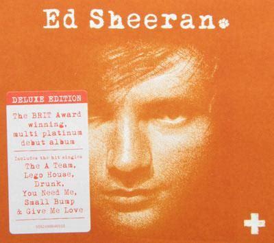 Cd Ed Sheeran Deluxe Imported ed sheeran deluxe edition cd 193 lbum comprar m 250 sica