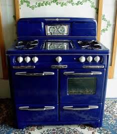 2 Burner Gas Cooktops Cobalt Blue Wedgewood Antique Stoves