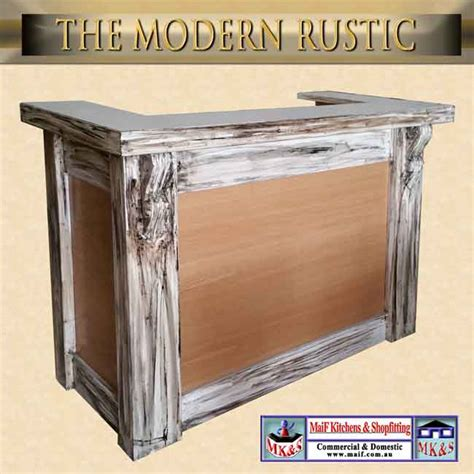 Rustic Reception Desk Modern Rustic Reception Desk Reception Counters