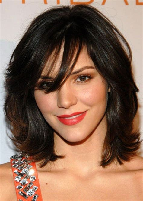 hairstyles for medium length curly hair pinterest 60 popular shoulder length hairstyles
