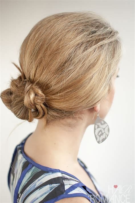 Braided Buns Hairstyles by 2013 Black Buns With A Braid Hairstylegalleries