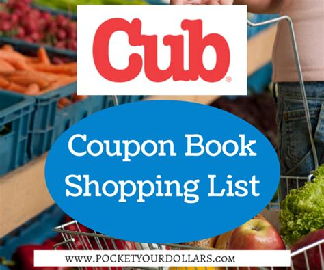 Cub Foods Gift Card - cub foods coupon book 4 8 4 25 15 pocket your dollars