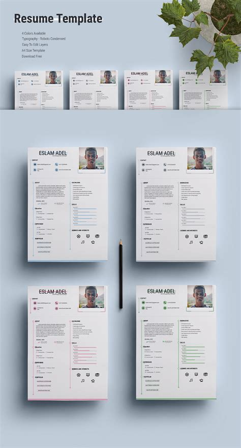 Resume Template Behance by Behance Resume Template Image Collections Professional