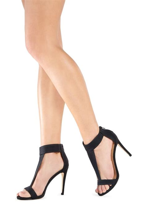 Dress Jf 11700 bridgette shoes in black get great deals at justfab