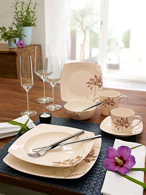 marque de vaisselle de table service table moderne
