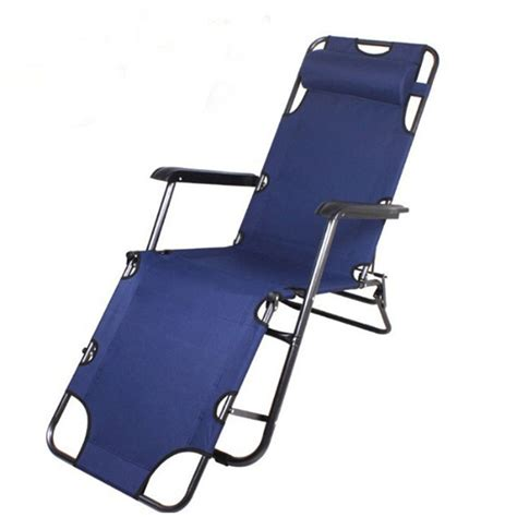 foldable chaise lounge outdoor folding reclining beach sun patio chaise lounge