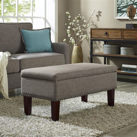 better homes and gardens storage ottoman dorel living better homes and gardens grayson storage