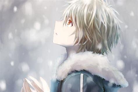 anime boy cold yukine image 4081163 by violanta on favim