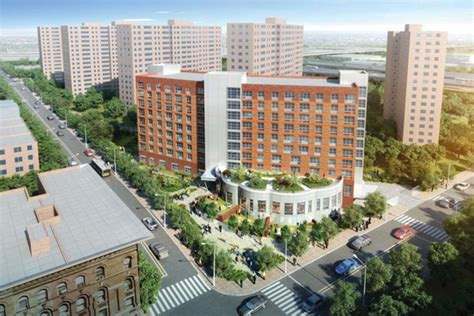 nycha housing nycha plans south bronx senior housing at mill brook houses in mott haven new york