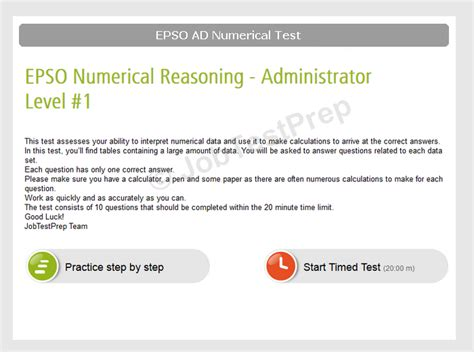 epso test epso administrator pack practice for epso tests