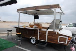 Camper Trailer Kitchen Ideas Whiskey Tango Kitchen Trailer Pop Up Rv Kitchen