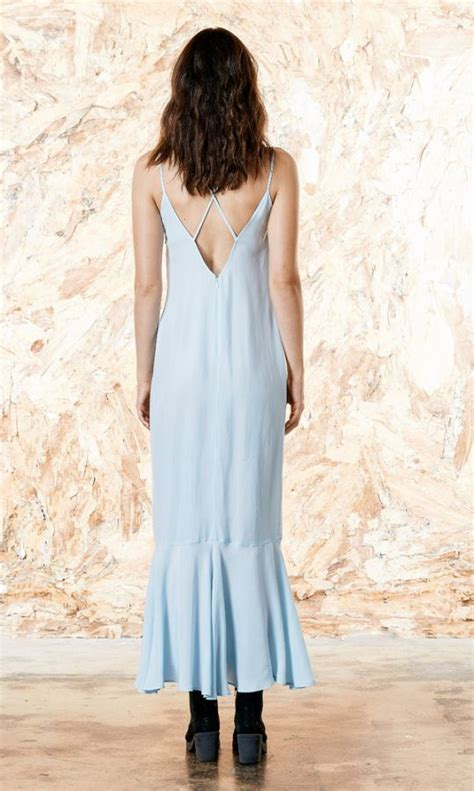 Flare Maxi Washed again collection ash flare maxi dress 5747396737 dresses