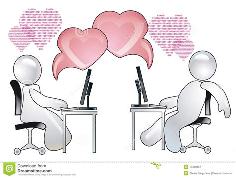 images of virtual love virtual love royalty free stock photography image 17338167