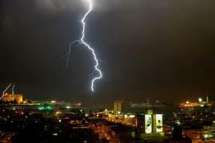 Lightning For Home Lightning Rod This One Hit The Lightning Rod Of A Mobile