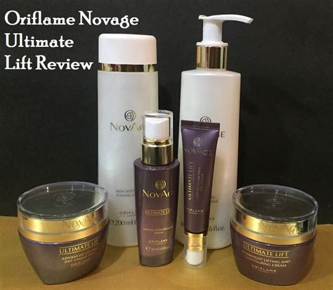 Parfum Oriflame Ultimate oriflame novage ultimate lift kit review trends and health