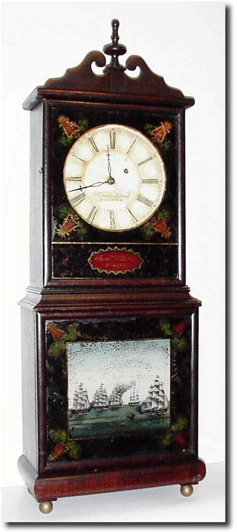Antique Shelf Clocks by Country Or Unknown Shelf Antique Clock