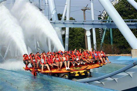 Busch Gardens Va Water Park by Negative G Busch Gardens Williamsburg 2010 Page Twenty One