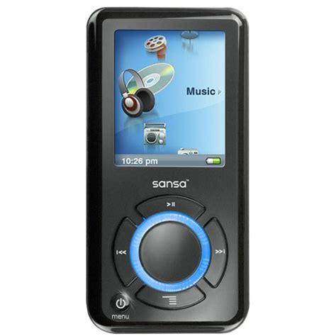 Sandisk Sansa Mp3 Player sandisk sansa e280 8gb portable digital mp3 sdmx4 8192 a70