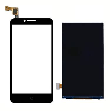 one touch fierce xl screen replacement lcd display