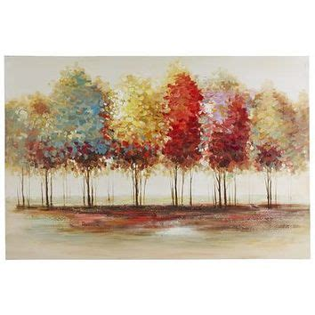 pier one red damask art pier 1 imports polyvore lively trees art from pier 1 imports
