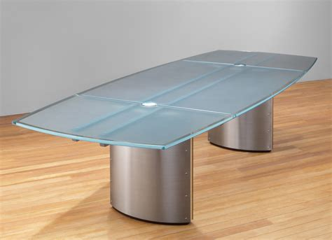 Glass Top Meeting Table Glass Top Conference Tables Stainless Steel Conference Table Stoneline Designs
