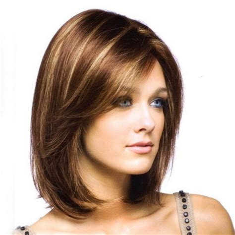 cute shoulder length haircuts longer in front and shorter in back hairstyles ideas for haircuts 2013 2 in layered long hairstyles 2013 long hairstyles