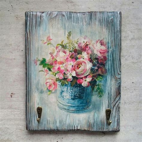 Decoupage Paper On Wood - 334 best decoupage images on craft trays and