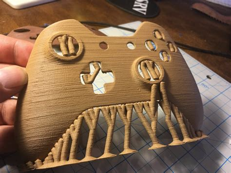 Diy Architecture Software xbox one conteroller 3d print pic 1 htxt africa