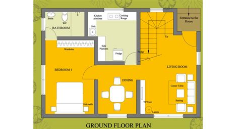 Free House Designs Floor Plans India Plan Of Indian House House Design Plans