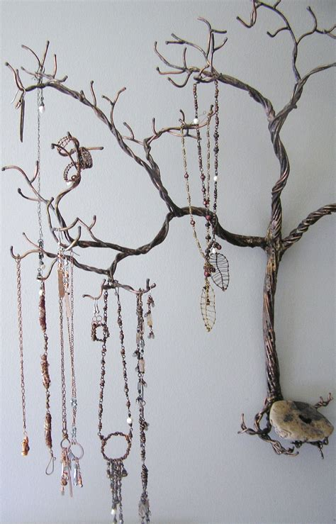 how to make a jewelry tree out of wire natură studios follow your bliss