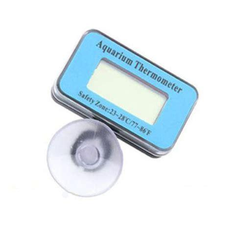 Thermometer Aquarium new aquarium fish tank waterproof temperature thermometer