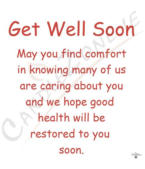 Get Well Soon Quotes To by Get Well Soon Baby Quotes Quotesgram