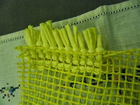 alfombra de nudos artes anas alfombra de trapillo con nudo a mano o con aguja