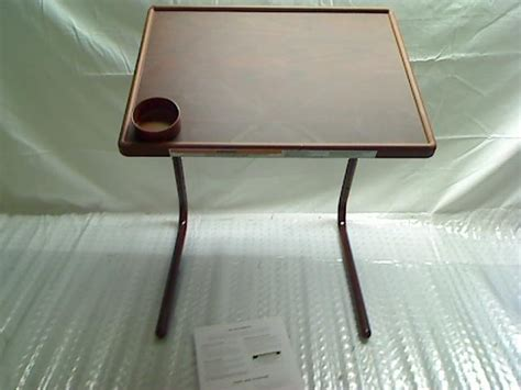table mate ii folding table table mate ii woodgrain folding table