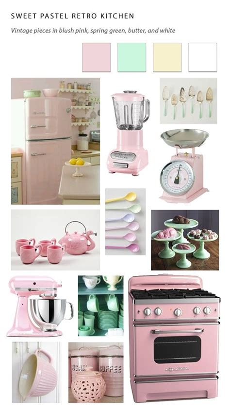 pink kitchen appliances the 25 best retro kitchen appliances ideas on pinterest