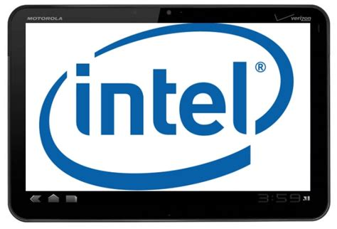 intel android intel may be working with notebook oems on android tablets bgr india