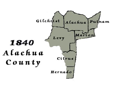 Alachua County Clerk Of Court Records 1830 1840 1850 1860 1920 1925 Ancient Records
