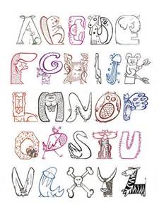 creative letters 7 best images of creative lettering styles alphabet creative lettering styles creative letter
