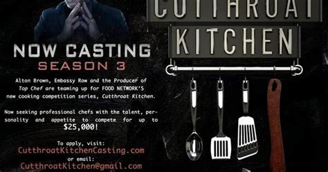 Where Is Cutthroat Kitchen Filmed by Food Network Gossip Cutthroat Kitchen Already For