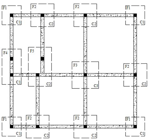 beam plans architectural building working plans free dwg download