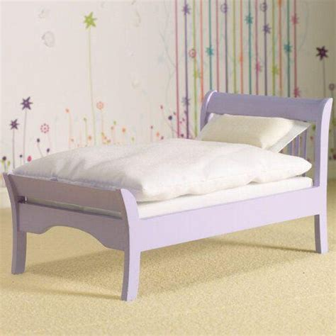 lavender dolls house the dolls house emporium lavender single bed