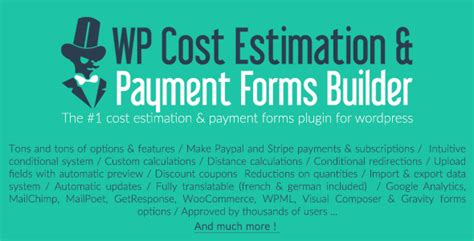 Wp Cost Estimation Payment Forms Builder Templates Wp Cost Estimation Payment Forms Builder V9 586 Blogger Template Free Graphics Free