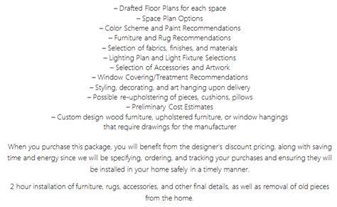 interior design services rockridge furniture design